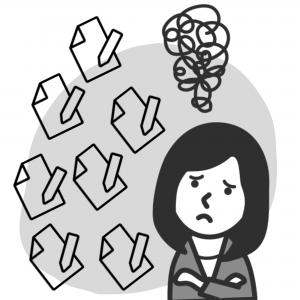 従業員一人当たりの業務負担を外注を使って軽減することができます。また、外注選定には意思疎通のしやすさや手配の工数なども検討事項に入れておいた方が良いかもしれません。